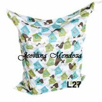 == Bolsa Wet Bag Pañales Ecologicos L27 Alva ==