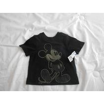 Old Navy Playera Mickey Mouse 6-12 Meses