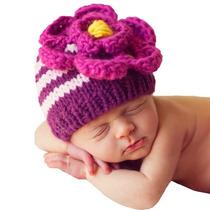 Sombrero De Flores Para Bebe Y Niñas Pequeñas Blakhelmet Sp