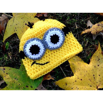Gorritos Crochet Lote Bebe Negocio Mayoreo Disney Minion