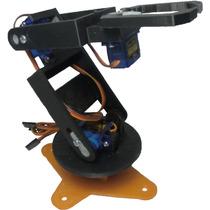 Chasis Brazo Robotico Arduino