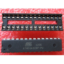 Atmega 328p-pu Arduino Uno Microcontrolador Atmel