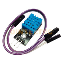 Sensor Temperatura Humedad Dht11 Usa Arduino Hc05 Dht22 Sg90