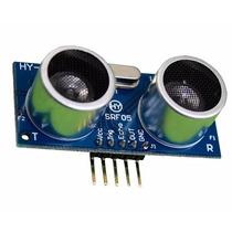 Sensor Ultrasonico Hy-srf05 5 Pines Arduino, Pic, Robotica