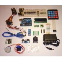 Kit Arduino Uno De Inicio La Mejor Opción!!