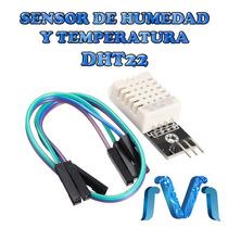 Sensor De Humedad Y Temperatura Atmosferica Dht22 Arduino