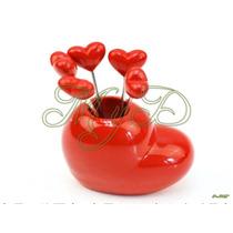 Tenedores Botaneros Corazón Lado Botana Pinchos Palillo Op4