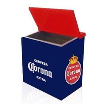 Hielera Retro Ice Corona Nueva Para 12 Botellas Cerveza
