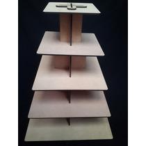 Base Para Cupcakes Muffins Panques Centro De Mesa Mdf Gmbs14