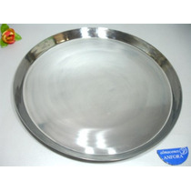 Acero Inoxidable Plato Pizza 30 Cms. Mod.: 1060