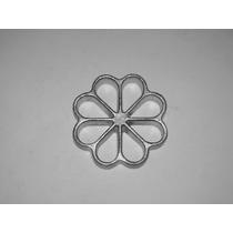 Molde Buñuelos Flor (4) Con Receta Fácil