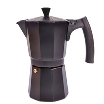Cafetera Express Moka (capacidad 9 Tazas) Marca Iris