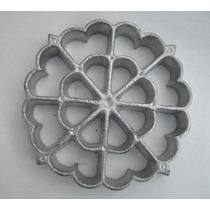 Molde Buñuelos Flor (5) Con Receta Fácil