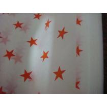 Papel Encerado Estrella Para Hornear 20 Hojas