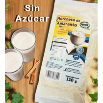 Horchata Sin Azucar De Amaranto Orgánico 120g Quali