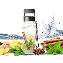 Botella Infusor Para Agua Frutas Y Hierbas Naturales H1180