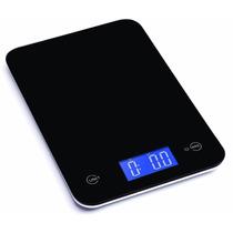 Bascula Digital Gramera De 1g A 8.2 Kg Touch Vidrio Templado