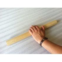 Rodillo De Madera Para Amasar 38cm X 3.3cm
