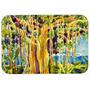 Árbol - Banyan Tree Cristal Tabla De Cortar Grande
