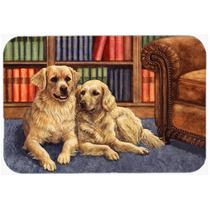 Los Perros Perdigueros De Oro En La Copa Biblioteca Tarjeta