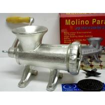 Aluminio Molino De Carne N° 12