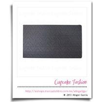 Placa Texturizadora Fondant Escaleras Pasta Flexible #1431