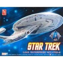 Star Trek Uss Enterprise Ncc-1701-e Kit De Plástico Modelo