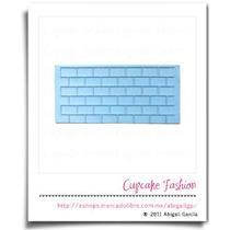 Placa Texturizadora Fondant Ladrillos Pasta Flexible #1455