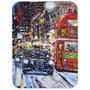 Londres Nieve Por Roy Avis Cristal Tabla De Cortar Grande Ar