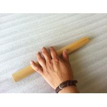 Rodillo De Madera Para Amasar 28 Cm X 2.5cm