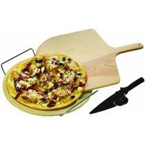 Grillpro 98.155 Pizza / Piedra Asar A La Parrilla