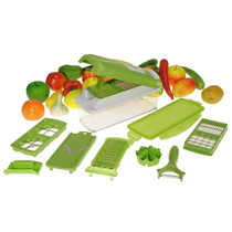 Nicer Dicer Plus Original Corta 11 Maneras Distintas Pela