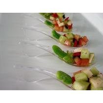 Cuchara Degustación Cocina De Vanguardia