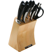 Tb Set De Cuchillos Top Chef By Master Cutlery 9-piece