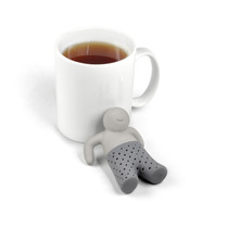 Infusor Té Silicón Mr Tea Sir Tea Yoga Pants Cafetera