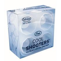 Shots De Hielo Molde Para Hacer Cubos Nuevo Vasos Tequileros