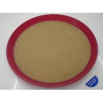 Charola Fibra De Vidrio Charola Plastico C/corcho 37 Cms