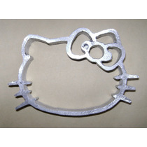 Molde Buñuelos De Viento Kitty Mod (1) Con Receta Fácil