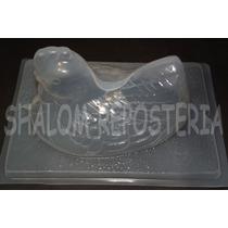 *molde Grande Para Gelatina Yeso Gallina Grande Clasica*