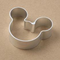 Cortador Metálico Con Figura De Mickey Mouse
