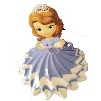 Molde Gelatina Vestido Princesa