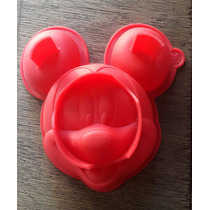 Molde De Silicon Mickey Disney