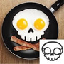 Molde De Calavera Para Huevos Fritos