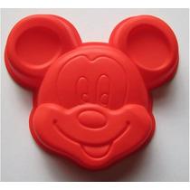 Molde De Silicon Carita De Mickey