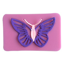Molde De Silicon Para Hacer Mariposas