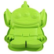 Molde De Silicon Marcianito Toy Story