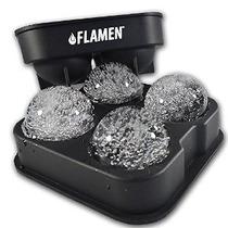Flamen Fast-lanzamiento De La Bola De Hielo Fabricante De La