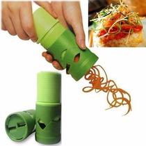 Rallador Procesador De Verduras Veggie Twister