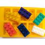Molde/bandeja/recipiente Lego/bloque Hielo/jabón/chocolate