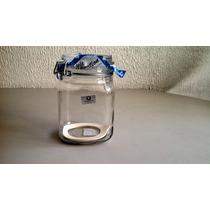 Frascos Y Recipientes Hermeticos De Cristal 1.000 Ml / Kg